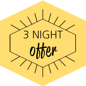 3 Night Offer