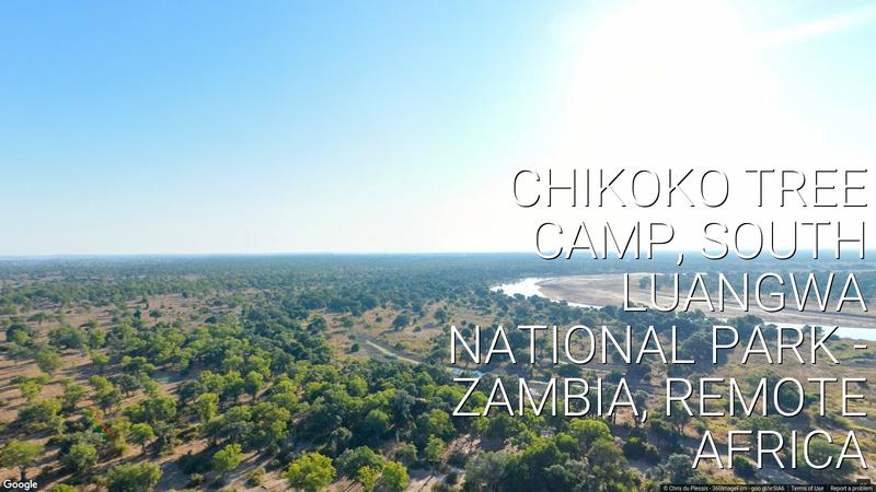 Watch: Chikoko Tree Camp in 360° images