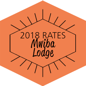 2018 Rates - Mwiba Lodge