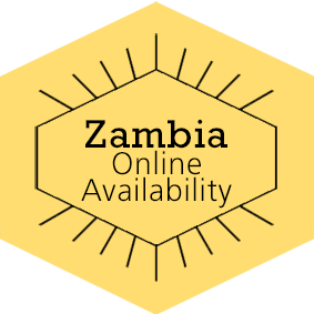 Zambia Online Availability