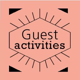 Guest activities