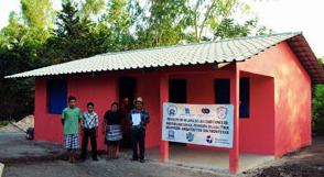 Visita de la Xunta a Guatemala
