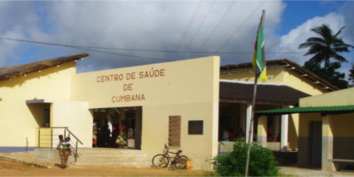 Centro de Saúde de Cumbana
