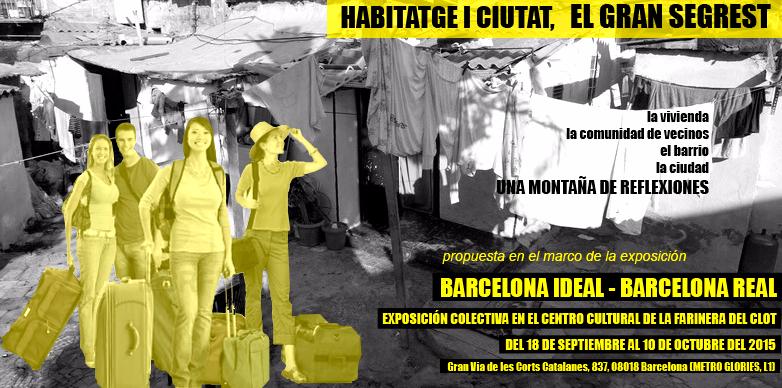 Barcelona Ideal - Barcelona Real