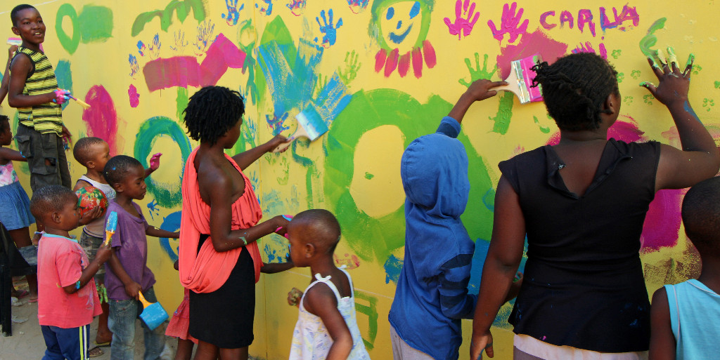 Mural Habitat Maputo