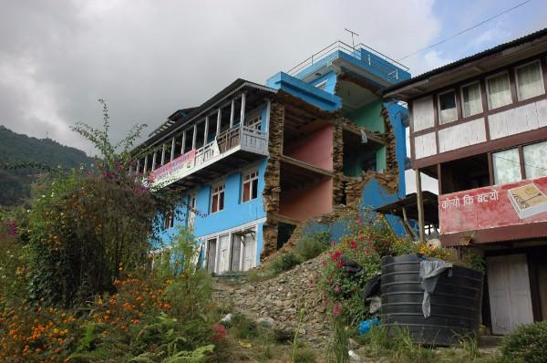 Nepal tras el terremoto