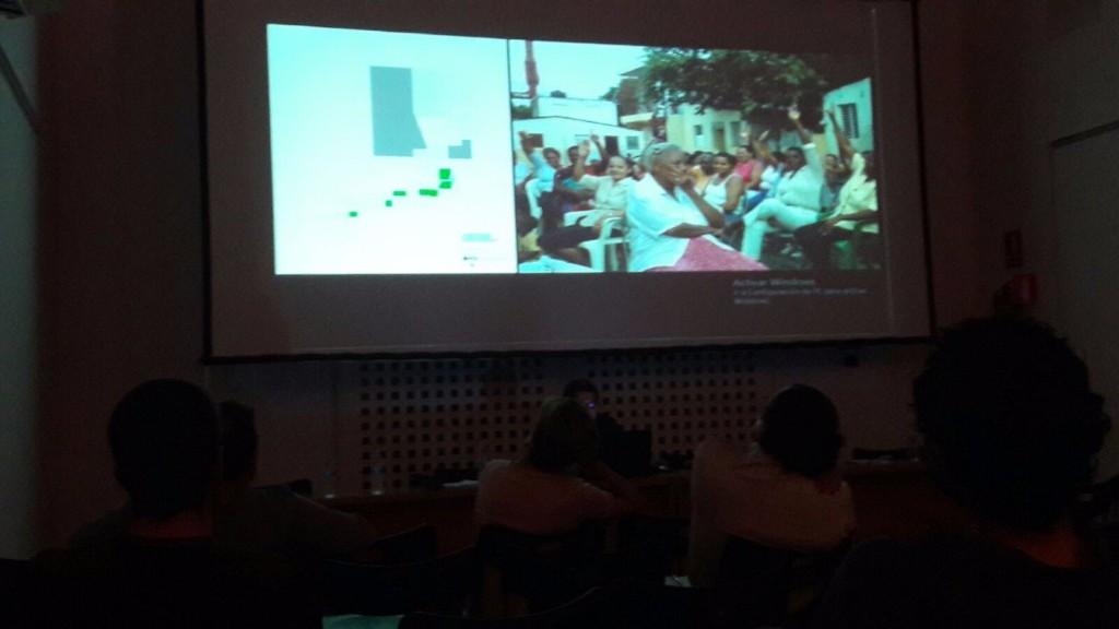 ASF Forma en Arquitectura, Cooperación, Derecho a la vivienda y a la ciudad
