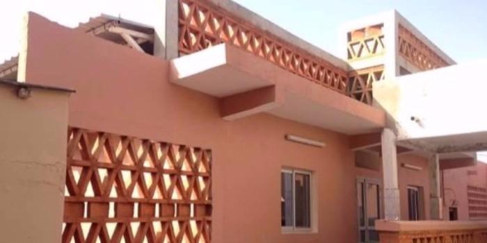 La maternidad del Hospital de Joal-Fadiouth (Senegal)