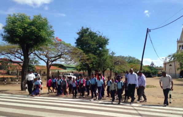 Movilidad sostenible en Maputo