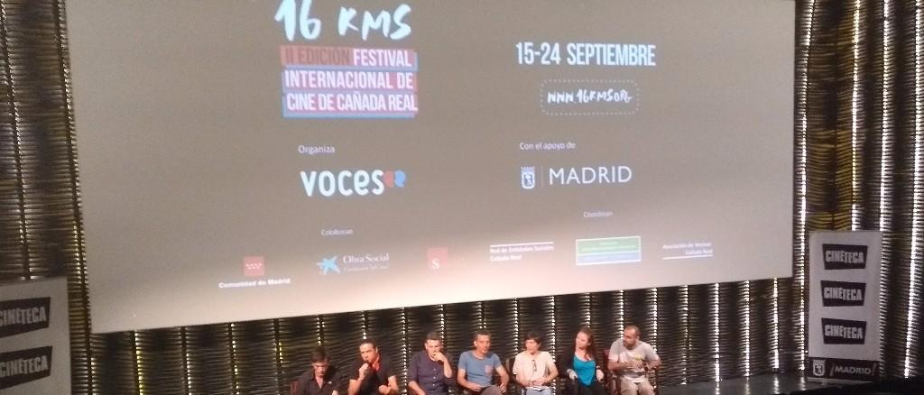 Derecho a la Ciudad en el Festival 16 Kms de Cañada Real