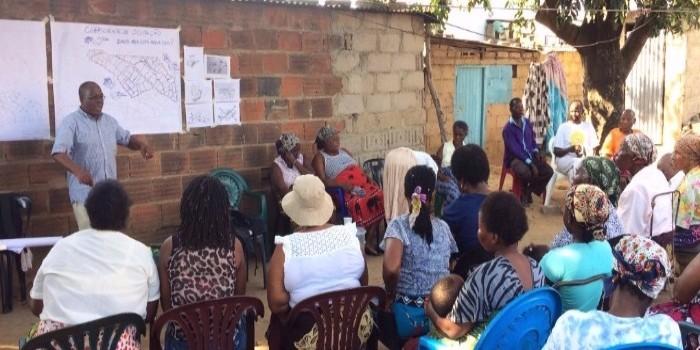 Participación ciutadana en Maputo