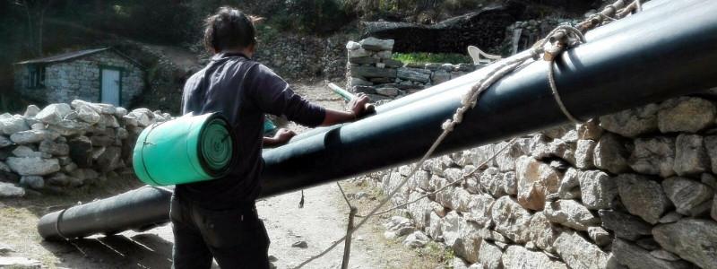 Agua para Chaurikharka