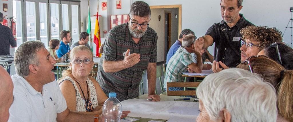 Jornada de participación ciudadana | Plan Barrio de Puntales