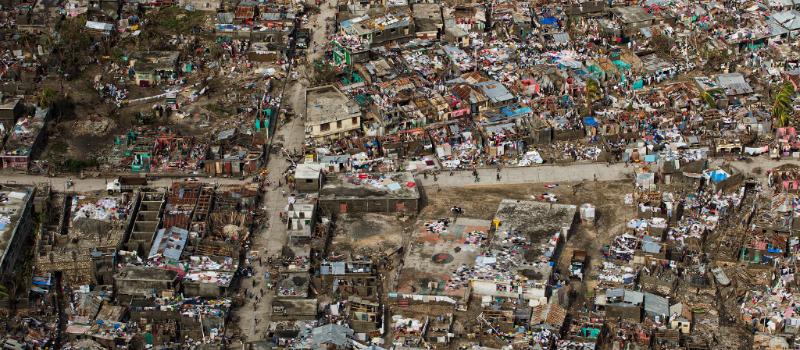 Haití, Un país devastado por los desastres naturales