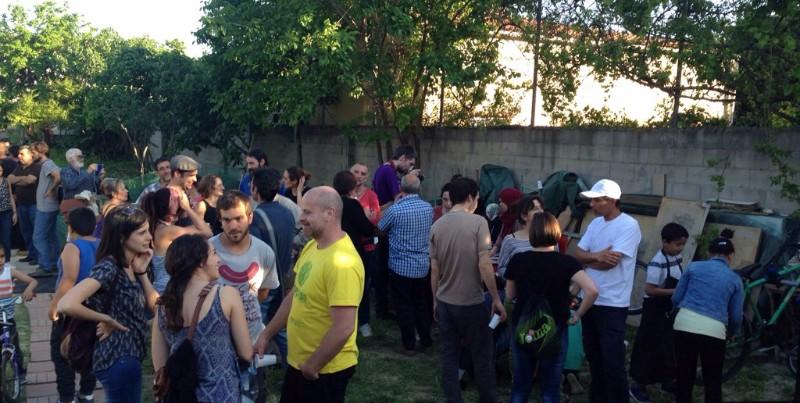 Encuentro de Espacios Ciudadanos en La Casita