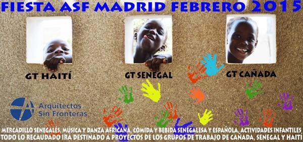 Fiesta ASF Madrid