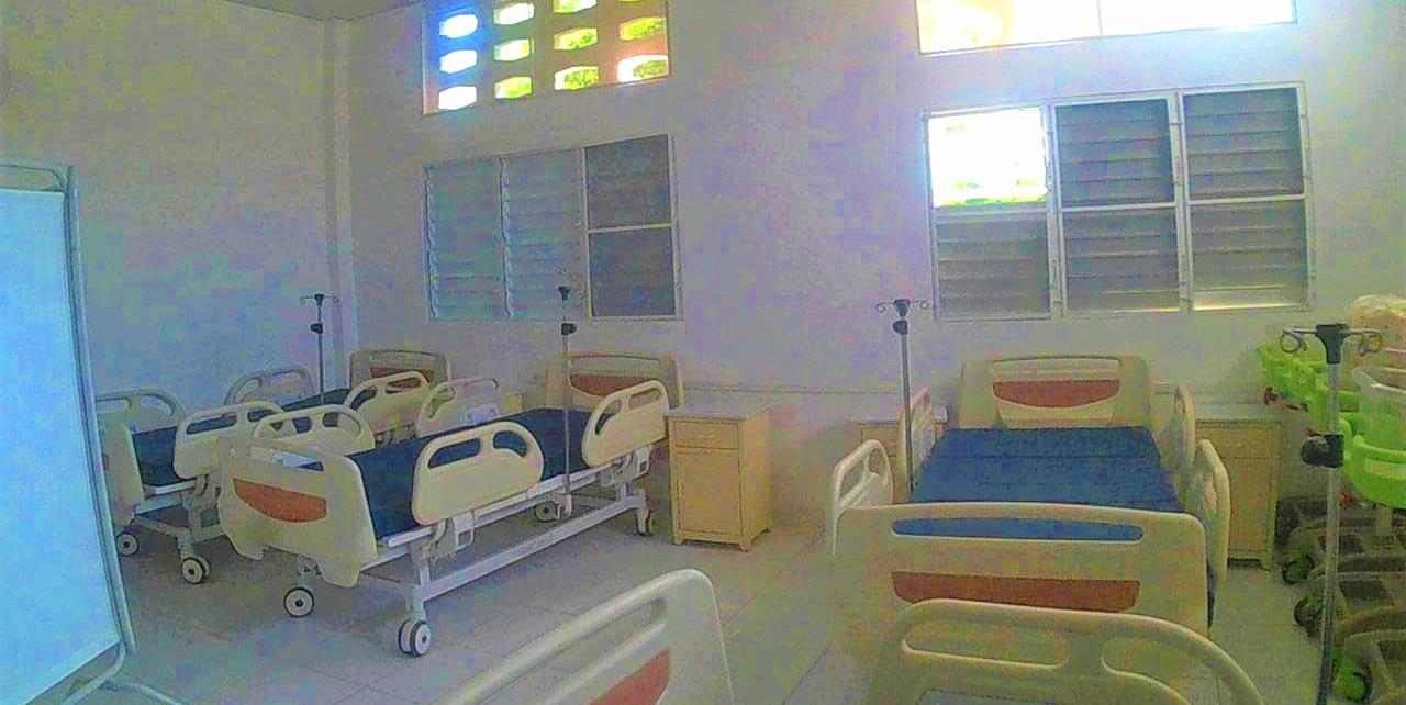 Inauguración Del Centro De Maternidad De Anse-A-Pìtres En Haití