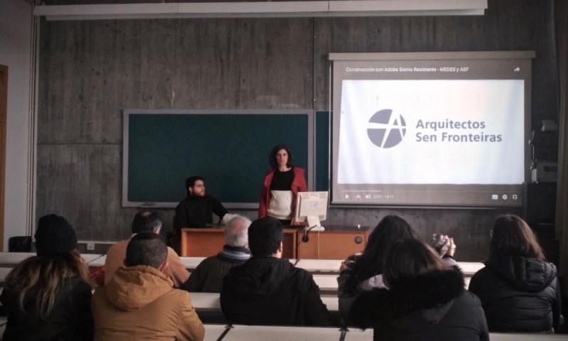 Jornadas de Bioconstrucción de la Universidad de A Coruña