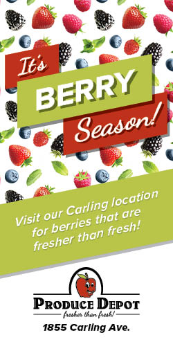 It's BERRY season at Produce Depot. Come see what's fresh this week!