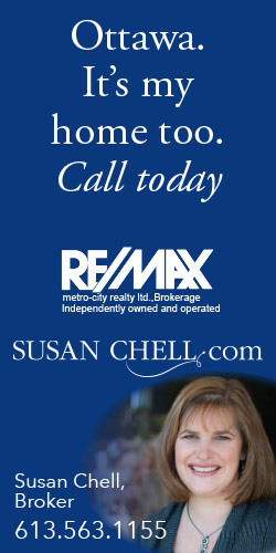 It's my home too! Call Susan Cell today