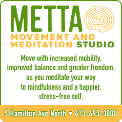Get moving with METTA