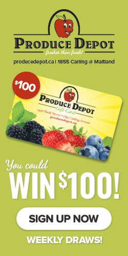You could win $100!