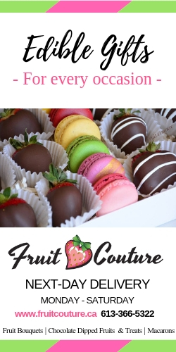 Fruit Couture: Edible gifts for every occasion