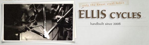 Ellis Cycles Newsletter