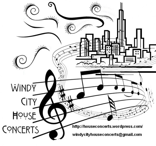 Windy City House Concerts logo