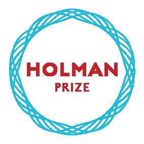 Holman Prize logo