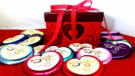 Sweetheart gift boxes