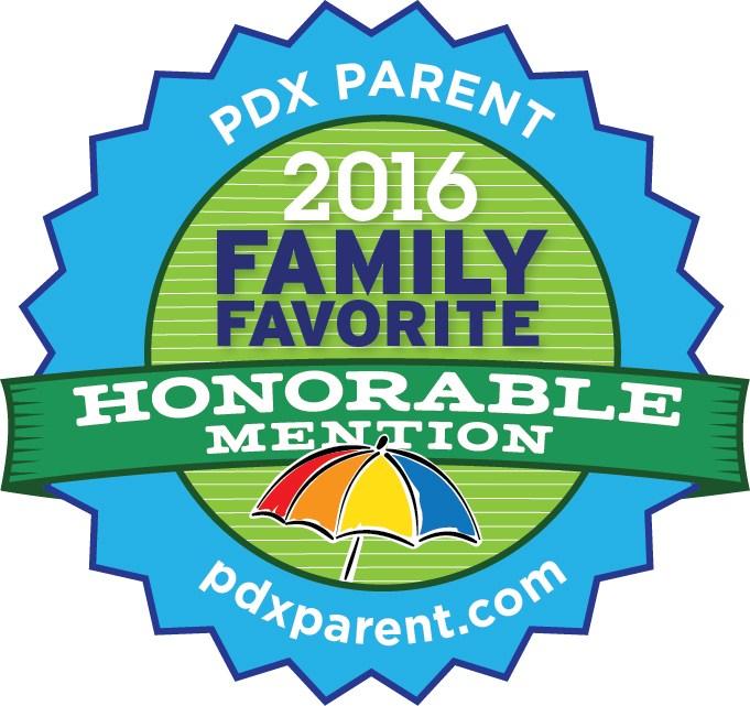 PDX Parent 2016 Family Favorites