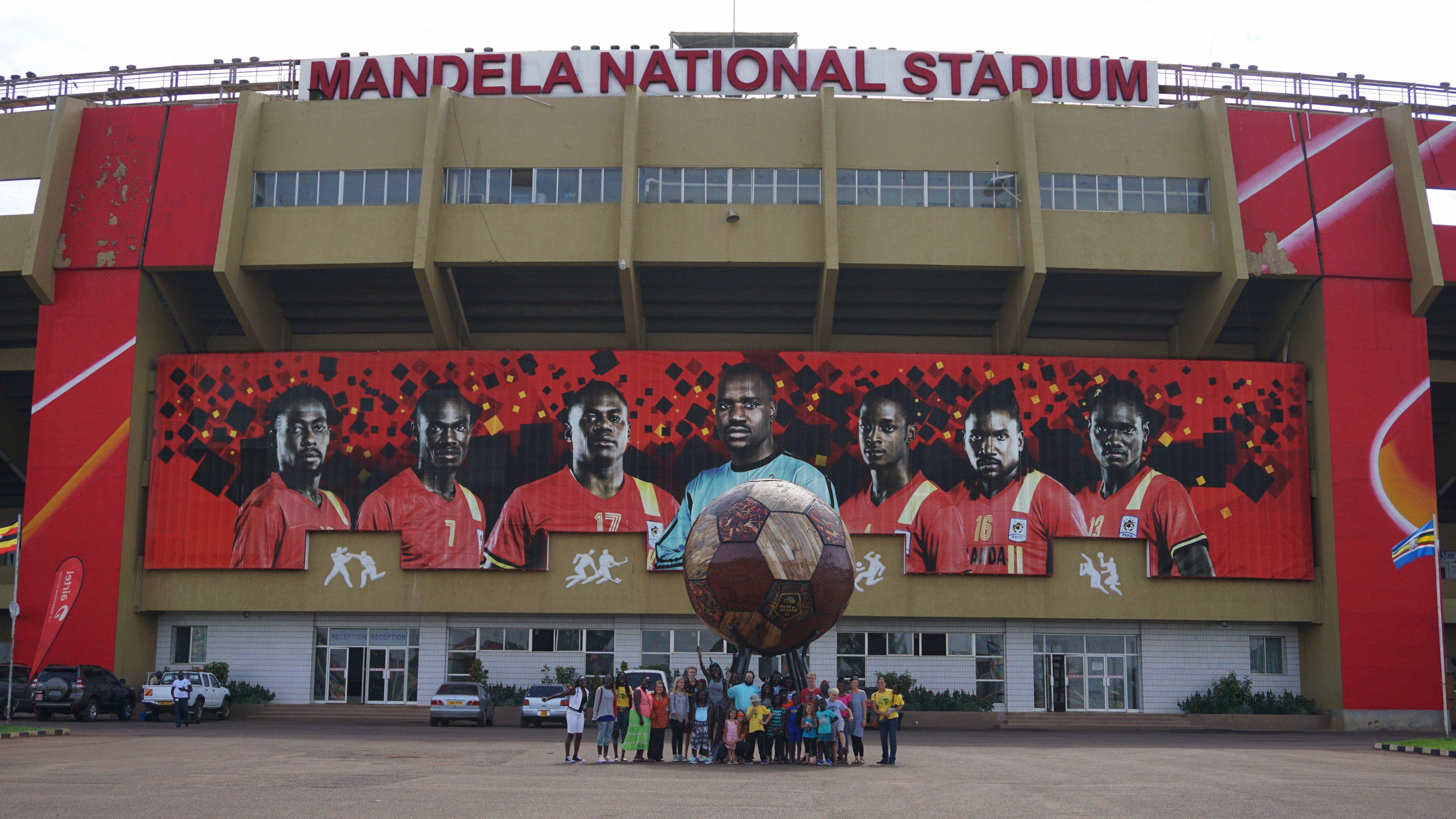 GSF International School at Mandela National Stadium