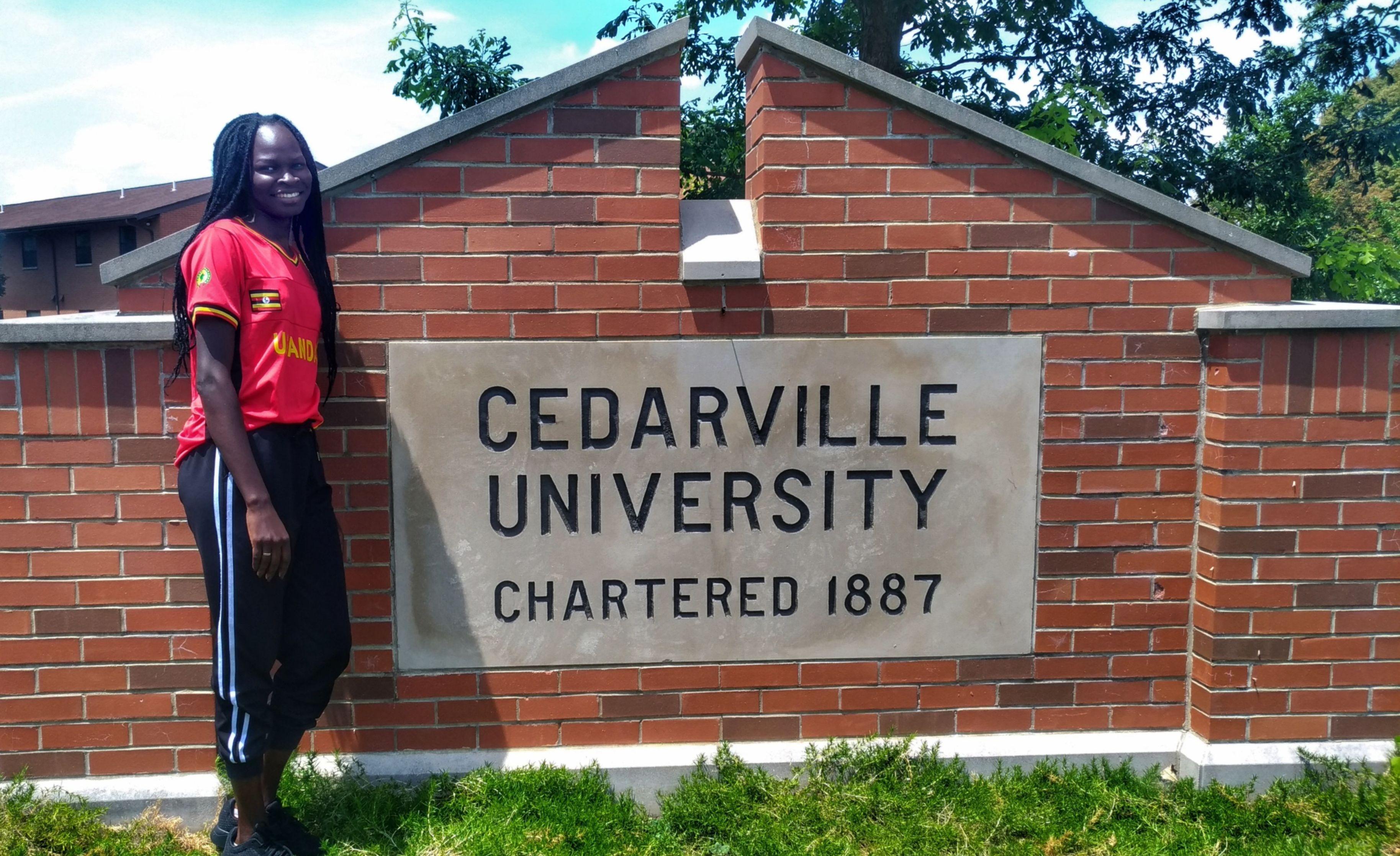 Miriam @ Cedarville University
