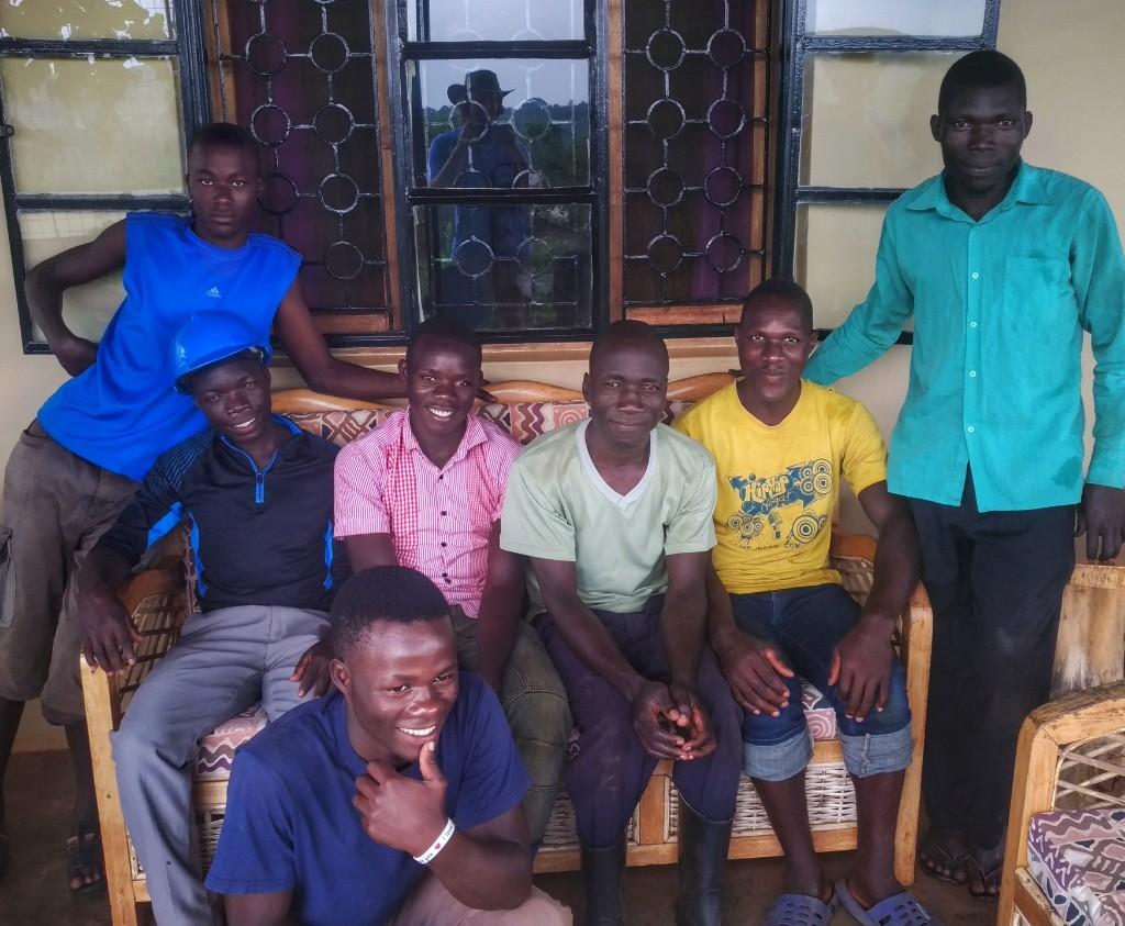 Marked Men for Christ