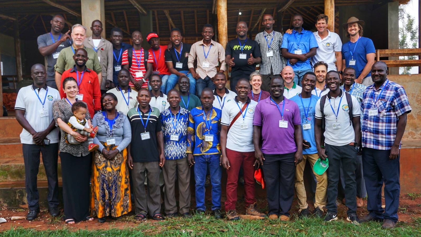Farming God's Way In-Field Mentoring group