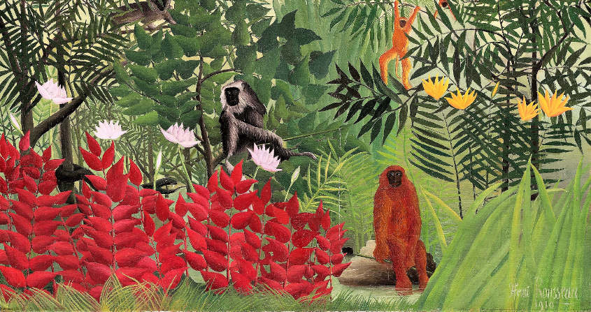 """Image de couverture de l'article """"Lamarck et Darwin : deux visions divergentes du monde vivant"""""""