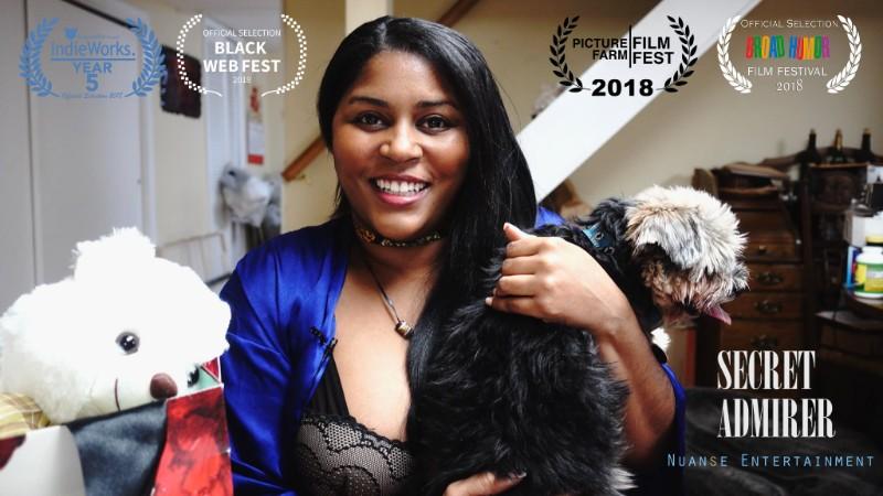 SECRET ADMIRER at Broad Humor Film Festival
