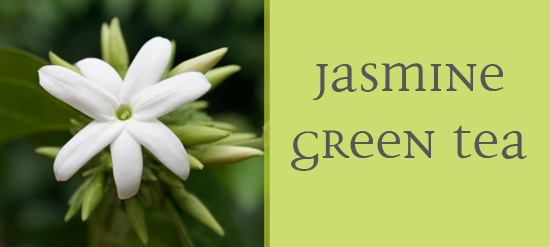 Buy Jasmine Green Tea online at The Secret Garden Tea Company in Vancouver