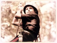 Camp Ondessonk Shawnee Backpack and Zip Line Adventure