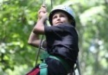 Shawnee Backpack & Zip Line Adventure