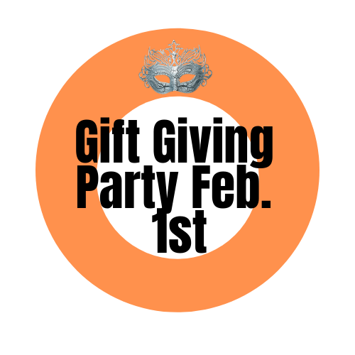 Camp Ondessonk Gift Giving Party Feb. 1st
