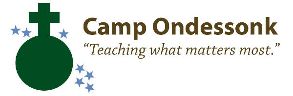"Camp Ondessonk ""Teaching what matters most."""