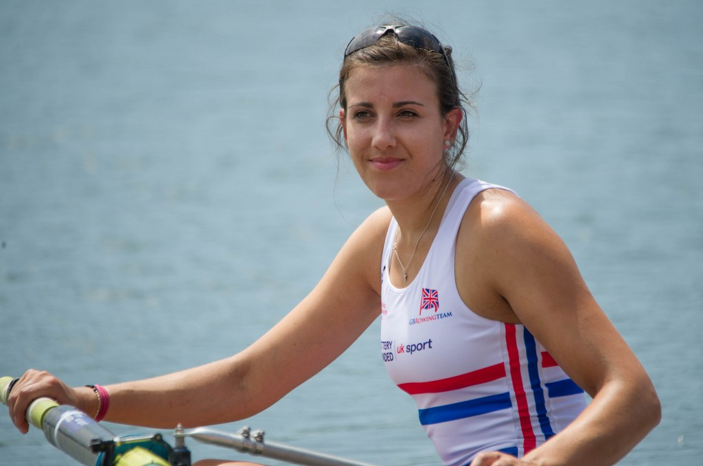 Ruth Whyman | Olympic Rower