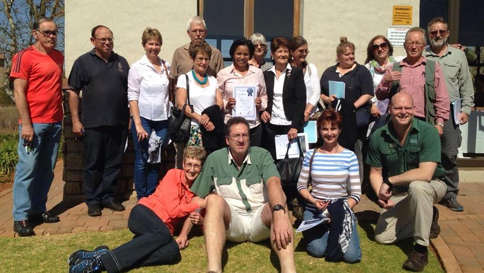 The Afrikaans group