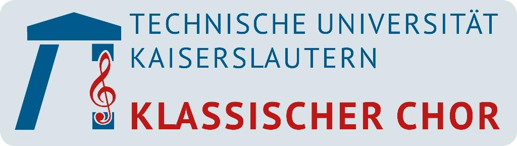 Logo des Klassischen Chores der TU Kaiserslautern
