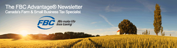 The FBC Advantage email newsletter