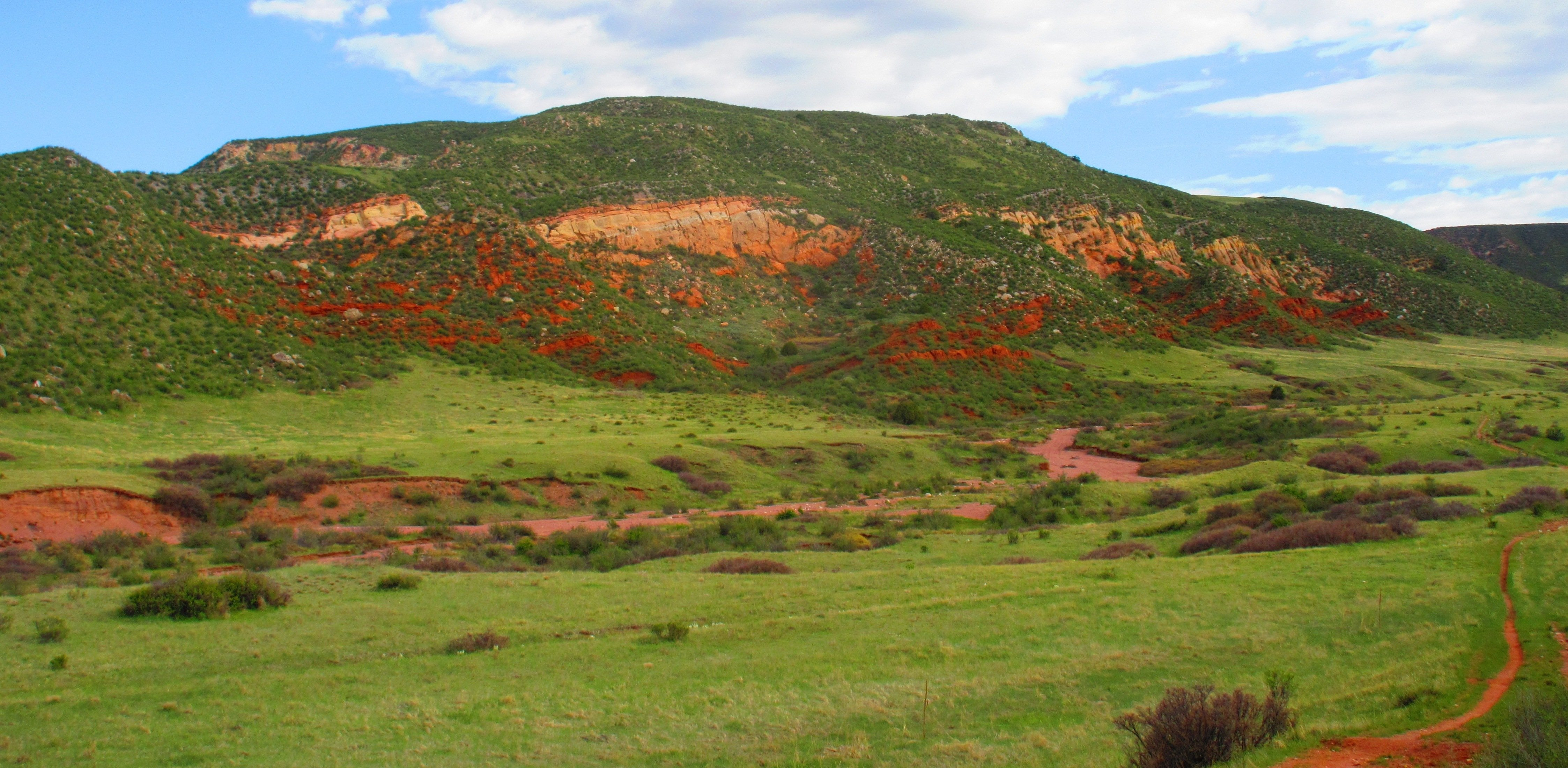 Red Mountain Open Space