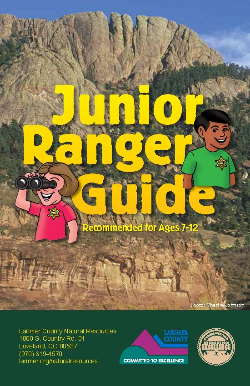Junior Ranger Guide