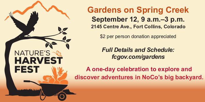 Nature's Harvest Fest